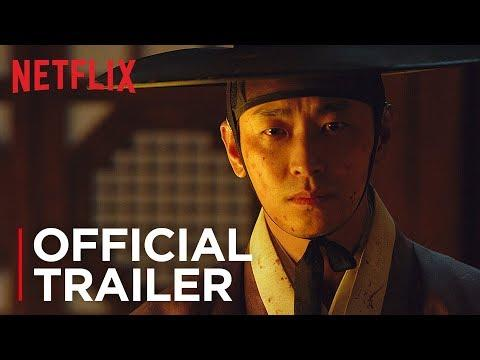 """<p>Netflix's first original Korean series, Kingdom, is a political period zombie thriller. (Yes, you read that right.) The series follows one prince's quest to solve the plague that has overrun his country—and his kingdom.</p><p><a class=""""body-btn-link"""" href=""""https://www.netflix.com/watch/80180171?source=35"""" target=""""_blank"""">Watch Now</a></p><p><a href=""""https://www.youtube.com/watch?v=4l-yByZpaaM"""">See the original post on Youtube</a></p>"""