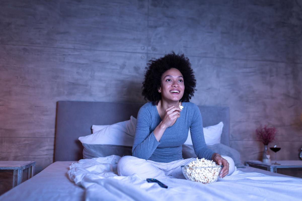 "Sure, you wouldn't expect to feel bright-eyed and bushy-tailed after a <a href=""https://bestlifeonline.com/doctor-approved-full-nights-sleep/?utm_source=yahoo-news&utm_medium=feed&utm_campaign=yahoo-feed"">bad night's sleep</a>, but you might not realize that even your regular bedtime habits still aren't up to snuff, seeing as more than one-third of adults consistently get too little shut-eye, according to the <a href=""https://www.cdc.gov/media/releases/2016/p0215-enough-sleep.html"" target=""_blank"">Centers for Disease Control and Prevention</a> (CDC). ""Lack of sleep can definitely have a negative impact on concentration, alertness, and productivity,"" says <strong>Chris Brantner</strong>, certified sleep science coach with <a href=""https://www.sleepzoo.com/about/"" target=""_blank"">SleepZoo</a>. He recommends taking an afternoon <a href=""https://bestlifeonline.com/perfect-nap-tips/?utm_source=yahoo-news&utm_medium=feed&utm_campaign=yahoo-feed"">power nap</a> to refresh your energy, though you should also start heading to bed earlier if you feel groggy on a regular basis."