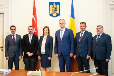 Hasan Yildirim, Enver Unver and Romanian Ministry of Internal Affairs