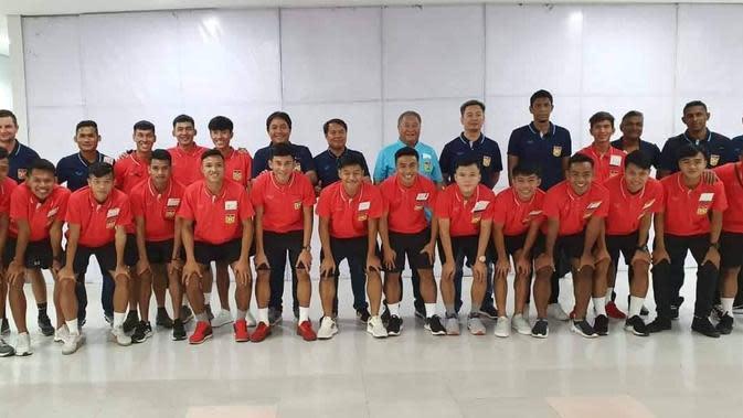 Laos Siap Bikin Timnas Indonesia U-22 Patah Hati di SEA Games 2019