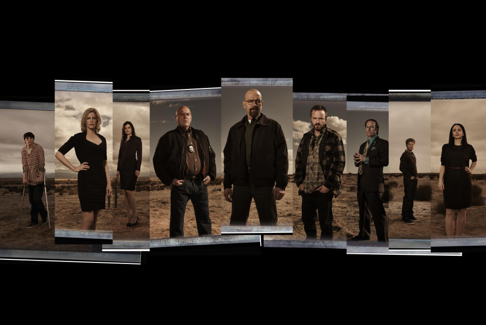 """Breaking Bad"" Season 5 B"