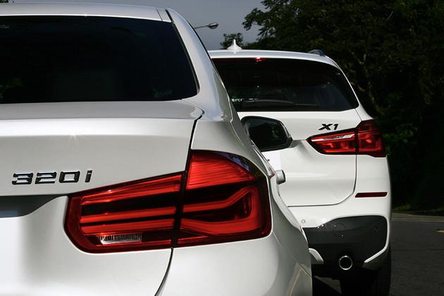 200萬元買BMW?X1還是320i Gary怎麼選(X1的優勢)