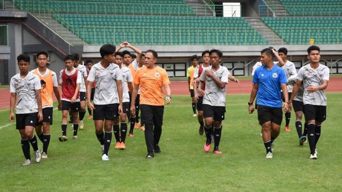 Ketua Umum PSSI, Mochamad Iriawan, menyebut Timnas Indonesia U-16 punya kualitas untuk bersaing dengan peserta lainnya di Piala AFC 2020. (dok. PSSI)