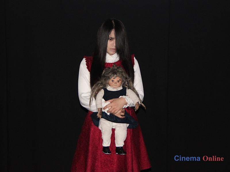 """As the title implies, """"The Scared Riana: Beginning"""" is based on Indonesian magician The Sacred Riana."""