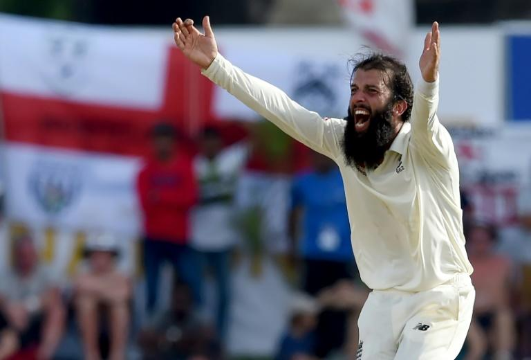 Missing out -  Moeen Ali was omitted from England's 13-man squad for the first Test against the West Indies