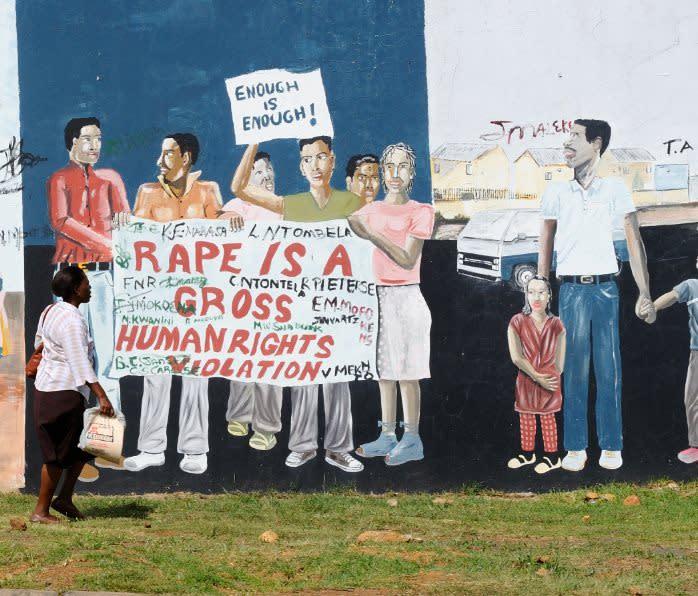 ilustrasi anti kekerasan seksual