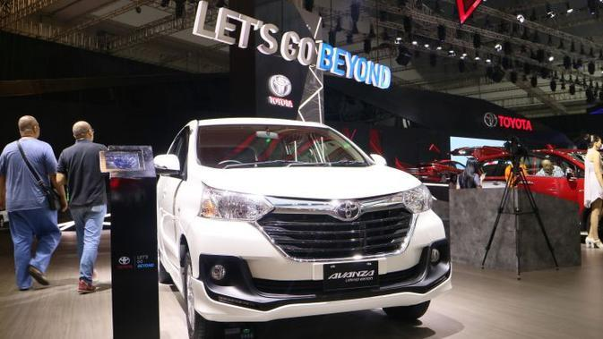 Simulasi Kredit 5 Tahun Toyota Avanza dengan DP Ringan
