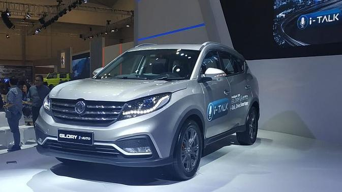 DFSK Glory i-Auto Dipastikan Meluncur Tahun Ini, Sudah Bisa Dibeli di IIMS 2020?
