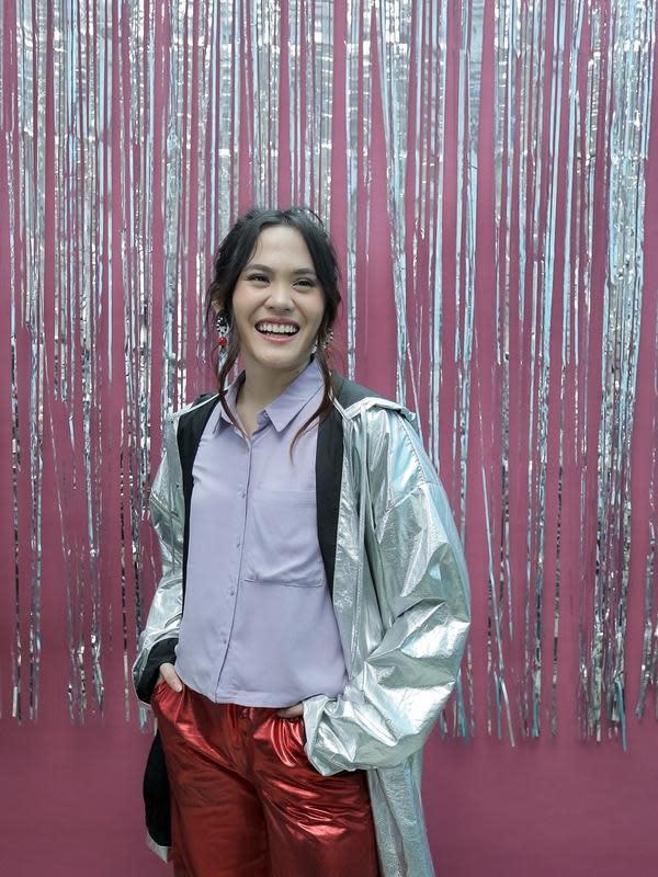 Sheryl Sheinafia (Bambang E. Ros/Fimela.com)