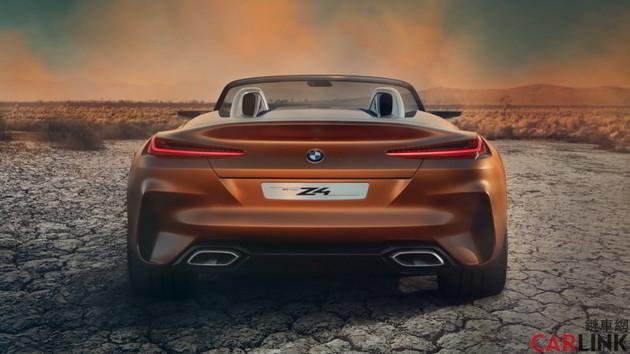 385 匹!全新 BMW Z4 M40i 比 M.AMG SLC 43 更強