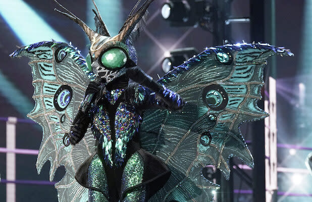 'The Masked Singer' Unveils Another Celebrity Masked Singer: And The Butterfly Is… (Video)