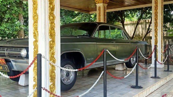Mobil Ini Dianggap Harta Karun Nasional