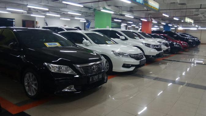 Permintaan Mobil Bekas Meningkat 15-20 Persen Sejak Relaksasi PSBB