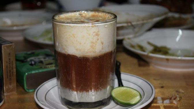 ilustrasi minuman unik khas Sumatera Barat yang bisa menyehatkan badan/belanga.id