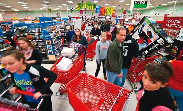 美國將迎來多個購物大節,法人認為相關概念股可多加留意。(東方IC)