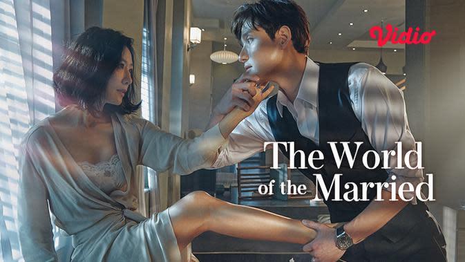 Drama Korea The World of the Married di Vidio. (credit: Vidio)