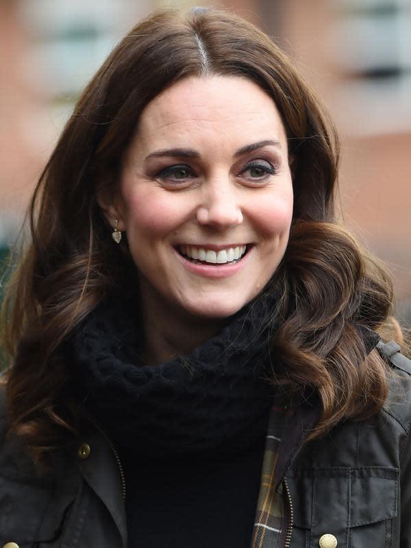 Kate Middleton (AFP Photo/Pool/Eddie Mulholland)