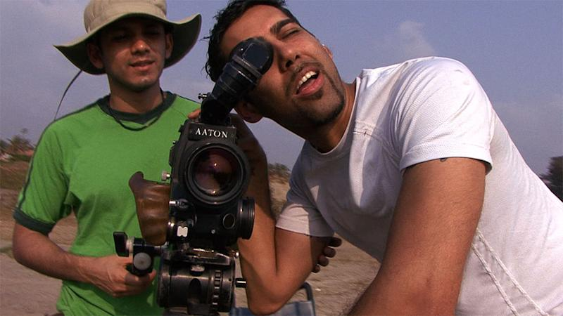Director Documents His Own Struggle to Walk and to Love