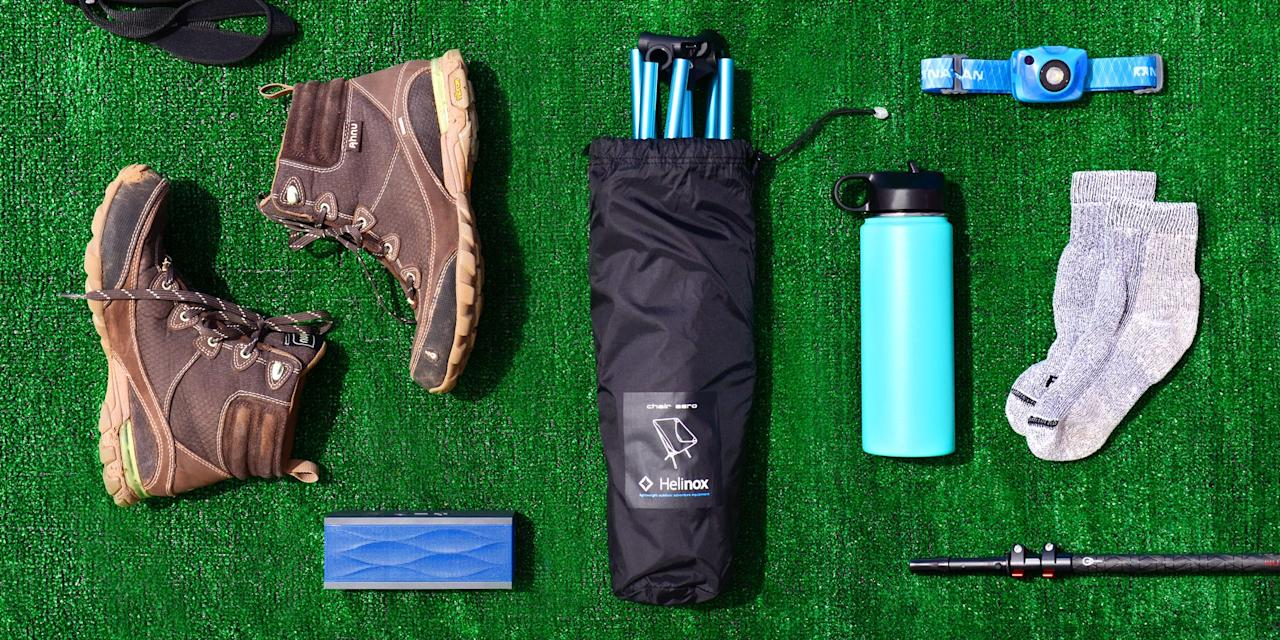 """<p>When you're shopping for the outdoorsy friend or family member on your list, it can prove quite challenging to decide what gift someone will use and love. <a href=""""https://www.bestproducts.com/fitness/g918/camping-gear-supplies/"""" target=""""_blank"""">Our packing list for camping trips</a> starts huge (like 100 items), and we often choose from a number of essentials based on the weather and duration of the trip. </p><p>For our editors, no matter how many <a href=""""https://www.bestproducts.com/fitness/equipment/g1445/outdoor-folding-camping-chairs/"""" target=""""_blank"""">camping chairs</a> we've sat in, <a href=""""https://www.bestproducts.com/fitness/equipment/g1785/best-headlamps-headlights/"""" target=""""_blank"""">headlamps</a> we've turned on, or <a href=""""https://www.bestproducts.com/fitness/equipment/a14770277/reviews-best-water-bottle/"""" target=""""_blank"""">water bottles</a> we've sipped from, the 14 items below are our first choice every single time. We've personally tested every one of the items on this list, and this is the gear that never gets left behind, no matter how many options we have or how limited our cargo space.  </p><p>Check out our 14 must-haves for outdoorspeople when you need the perfect camping gift this year, and we bet you'll end up spoiling yourself with something nice, too. <br></p>"""