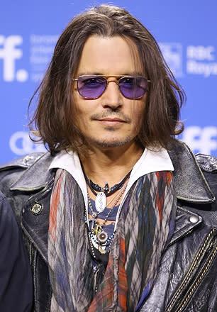 Johnny Depp Starts Publishing Imprint