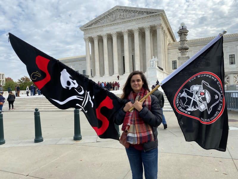 U.S. Supreme Court justices navigate video piracy case over Blackbeard's ship