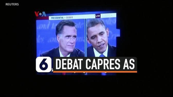VIDEO: Debat Capres dalam Sejarah Pemilihan Presiden AS