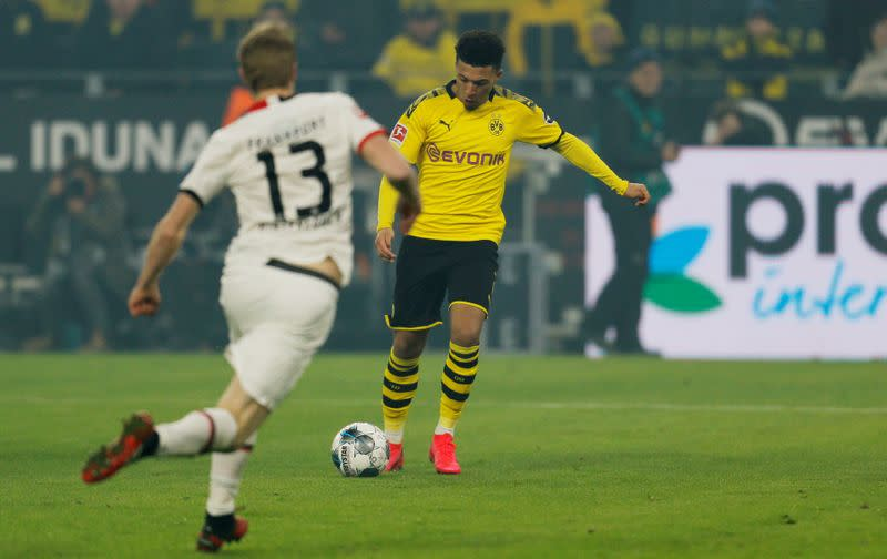 Bundesliga - Borussia Dortmund v Eintracht Frankfurt