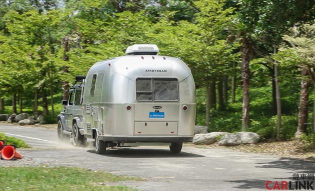 陪你探索世界的最佳夥伴,來自美國的頂級露營拖車「AIRSTREAM」