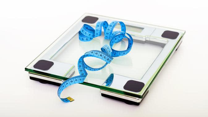 ilustrasi penurun berat badan/pexels