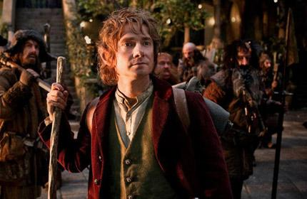 The Hobbit looks 'made for TV'