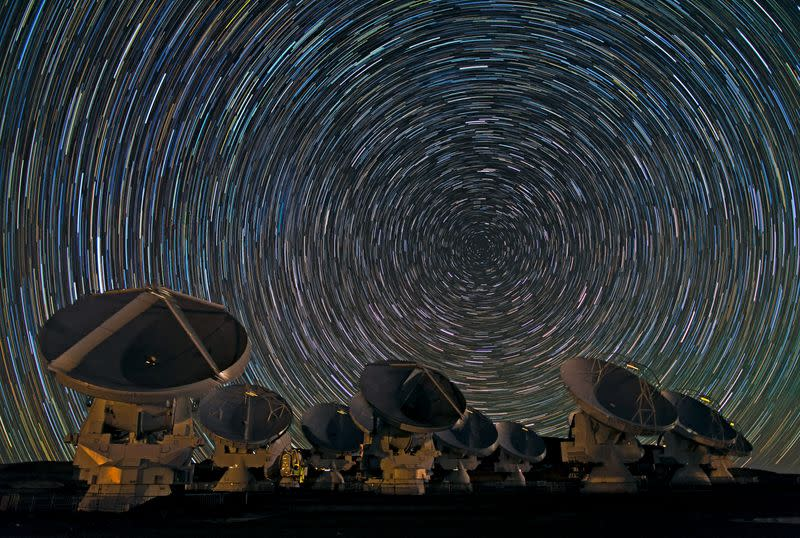 Chile's night sky protectors seek legal defense for the stars