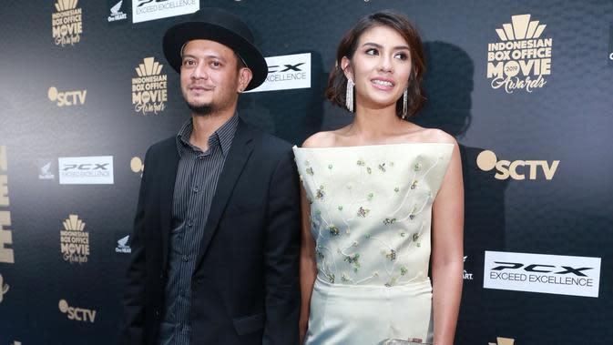 Nadila Ernesta dan Eno (Adrian Putra/Fimela.com)