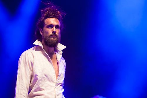 Edward Sharpe and the Magnetic Zeros Get Intimate With Big Top Fest