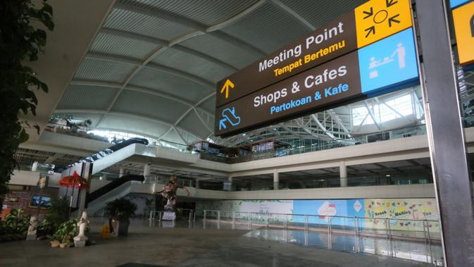 bandara ngurah rai hentikan operasional 24 jam saat nyepi