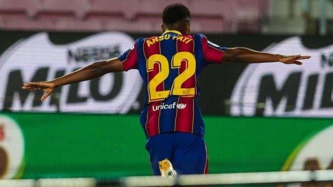 8 Menit Laga El Clasico, Barcelona dan Madrid Saling Berbalas Gol