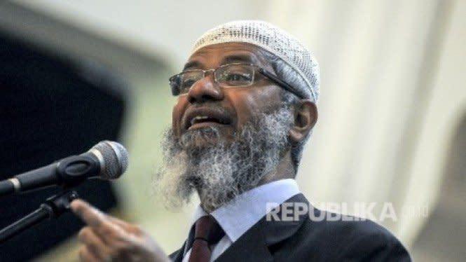Zakir Naik Sarankan Umat Islam India Hijrah ke Kerala