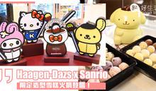 【派對必備】Häagen-Dazs首度聯乘Sanrio,推出Hello Kitty、My Melody及布甸狗造型雪糕火鍋及雪糕蛋糕!