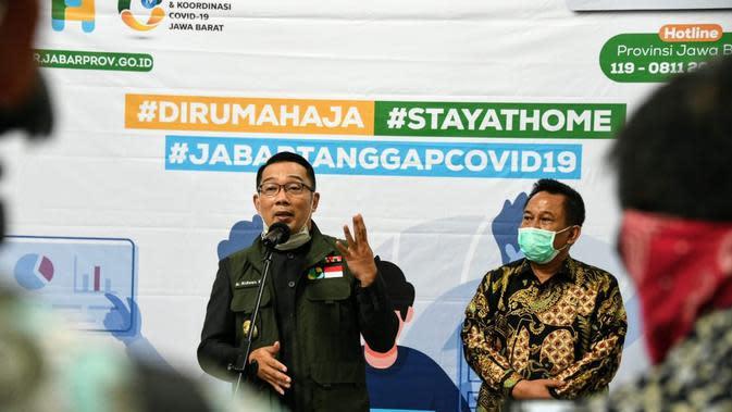 Pemprov Jabar Gelontorkan Dana Bantuan Rp14 Miliar Bagi Warganya yang Terdampak Covid-19