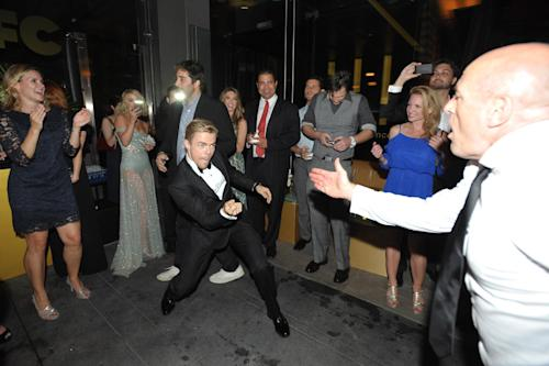 Photos: Epic Dean Norris/Derek Hough Dance Battle Breaks Out at Emmys Afterparty