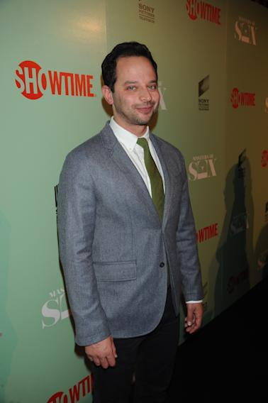 Nick Kroll seen at the premiere screening of MASTERS OF SEX, hosted by SHOWTiME and SONY PICTURES TELEVISION, on Thursday, September 26, 2013 at The Morgan Library and Museum in New York City. (Photo by Scott Gries/Invision for SHOWTIME/AP Images)