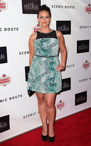 "Premiere Of Vertical Entertainment's ""Scenic Route"" - Arrivals"