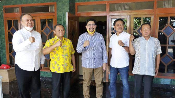 Golkar Jatim Tetap Solid Dukung Machfud Arifin di Pilwali Surabaya