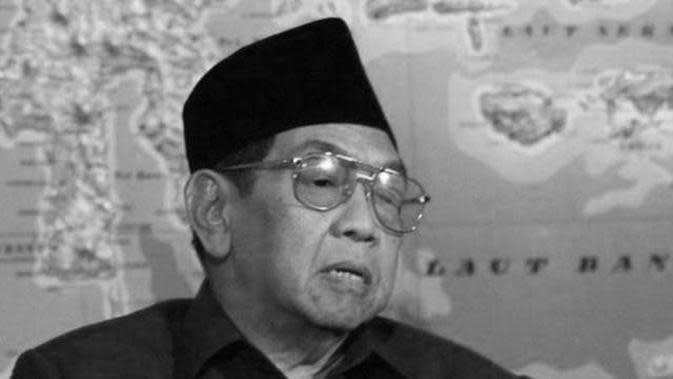 Kisah Kesederhanaan Gus Dur Saat Foto Kepresidenan, Rela Tunggu Jas Disetrika (Liputan6.com)