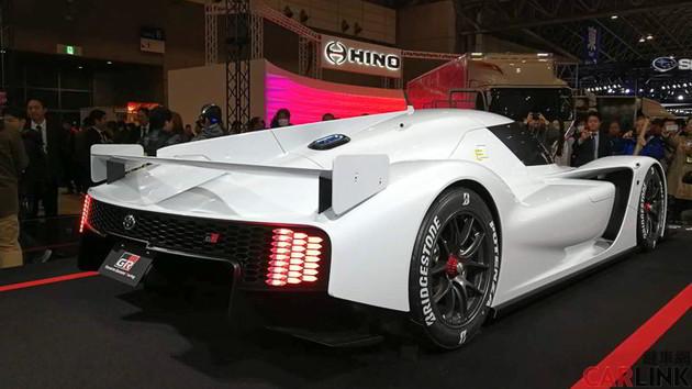 豐田量產超跑雛形?千匹混合動力神獸「Toyota GR Supersport Concept」東京改裝車展首發!