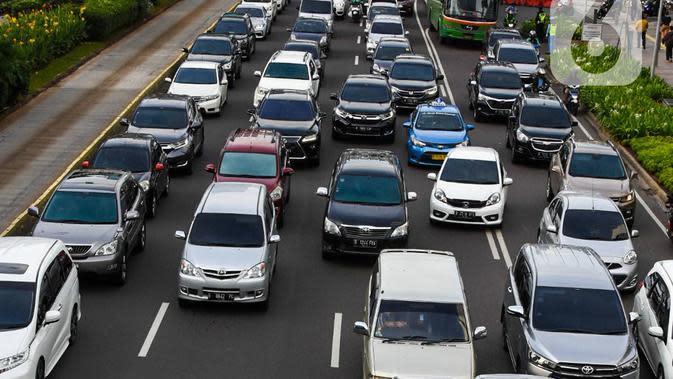 Pajak 0 Persen untuk Mobil Baru Ditolak Menkeu Sri Mulyani