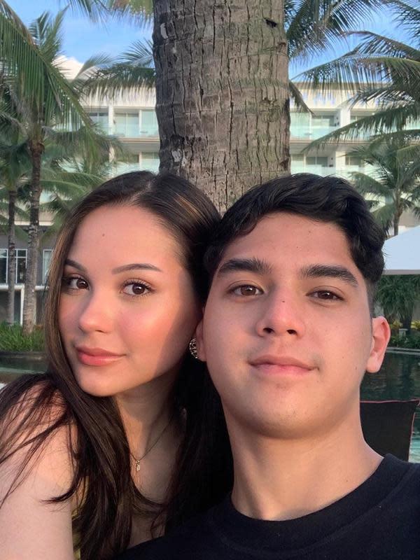 Selama empat tahun pacaran, Al Ghazali dan Alyssa juga cukup sering liburan bersama. Saat Alyssa berada di Paris pun Al juga sering mengunjunginya. (Instagram/alghazali)