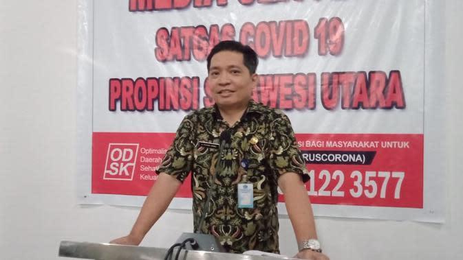 Tertinggi dalam Sehari, 19 Pasien Sembuh dari Covid-19 di Sulut