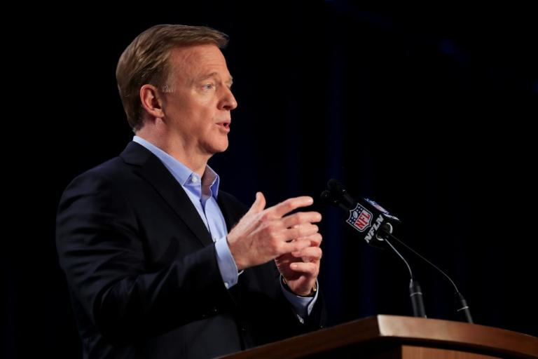 NFL chief warns of forfeits, docked picks in Covid clampdown