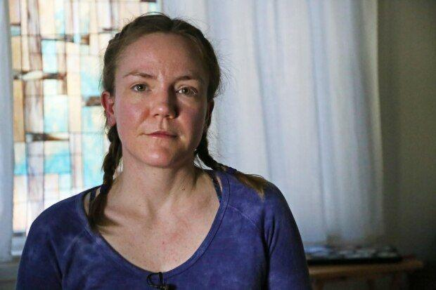 Cassidy Armstrong. Image via CBC.