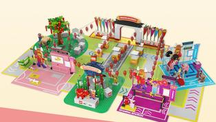 【農曆新年2021】沙田LEGO新春樂園 12生肖打卡位+小遊戲+換領利是封套